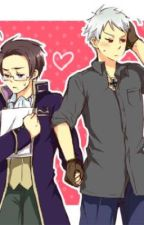 Hetalia One-Shots (Country X Country) by Specks_Of_Starlight