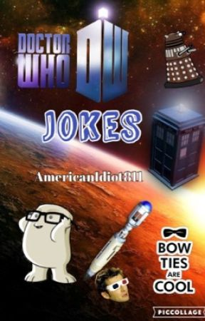 Funny Doctor Who Jokes by sky811
