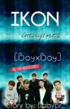 [HIATUS] iKON imagines [Boy×Boy] One shot. by xxxibfth