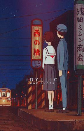 idyllic • inazuma eleven one-shots [EDITING] - A/n please