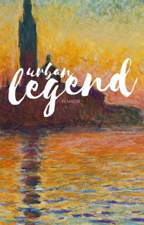 URBAN LEGEND | BUCKY BARNES by filmnoir_