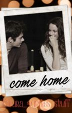 Come Home [Thomas & Teresa - The Maze Runner Series] by lawra_writes_stuff