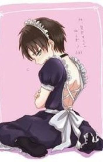 The not so female maid (ereri)