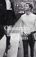Cassandra & Calum by wonderhell