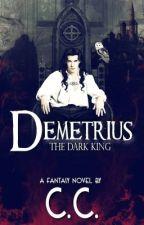 Demetrious (The Dark King) by CeCeLib