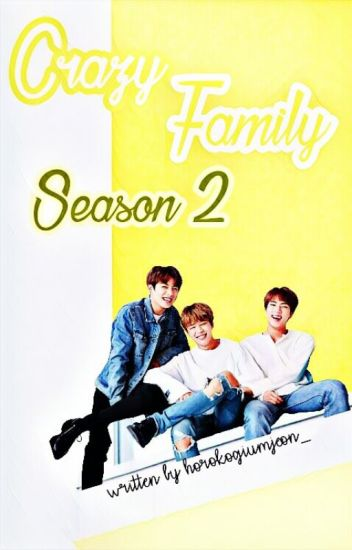 Crazy Family + BTS, SVT, AOA♐ [Season 2]