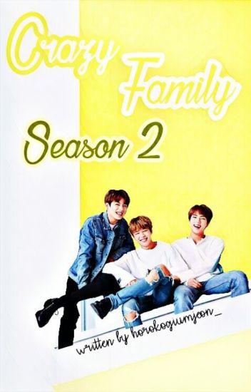 Crazy Family + BTS, SVT, AOA♐ [Season 2]