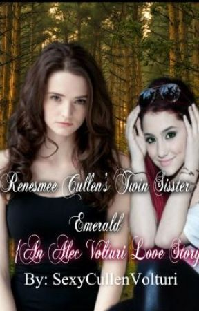 Renesmee Cullen's Twin Sister Emerald {Alec Volturi Love Story} by SexyCullenVolturi