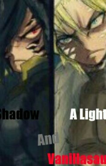 A Shadow And A Light (Rouge X Reader X Sting)