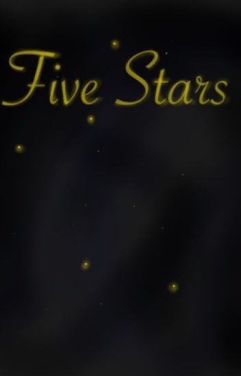 Five Stars: Garroth, Laurance, Dante, Aaron and Zane X Reader