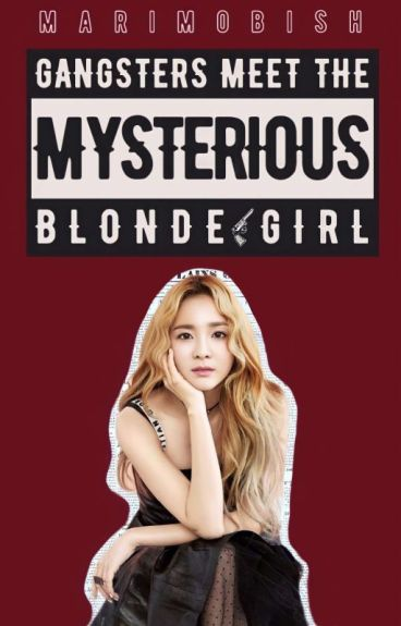 Gangsters Meet The Mysterious Blonde Girl