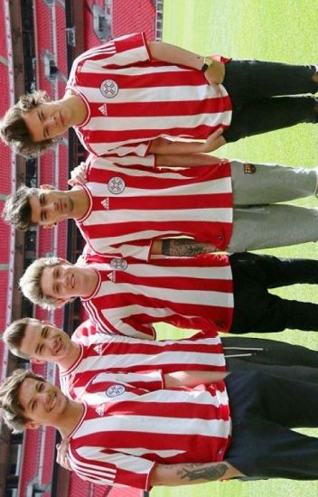 El equipo de mi hermano Louis