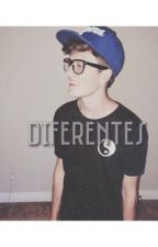 Diferentes - Crawford Collins by _Magcultgirl_