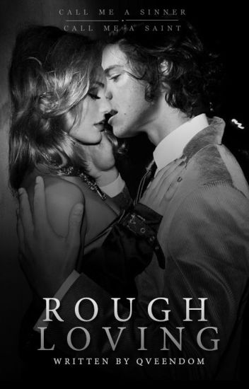 rough loving » harry au [mature]