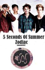 5 Seconds Of Summer Zodiac by AnatomicGirl