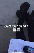 Group Chat ↠ Phan by glazedbee
