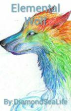 Elemental Wolf by DiamondSeaLife