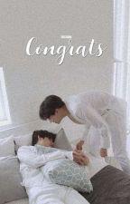 Congrats; Vhope by onexkook