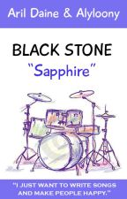 Black Stone: Sapphire by AriLoony