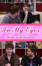 In My Eyes - MithRoss by MakiNishikinooo
