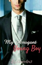 My Arrogant Young Boy by lunareclips3