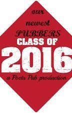 Class of 2016 by PoetsPub