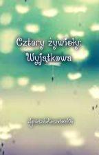 Cztery Żywioły: Wyjątkowa by AgnieszkaKaczmarek06