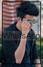 [ WhatsApp ] Mario Bautista. by Piezadelcubo_sv