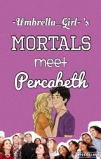 Mortals Meet Percabeth by -umbrella_girl-