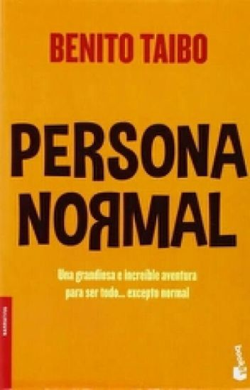 Persona Normal- Benito Taibo