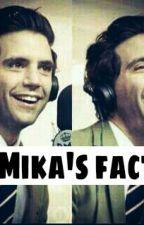 Mika's facts by Pennifan
