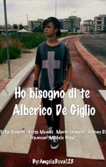 Ho Bisogno Di Te ||Alberico De Giglio||