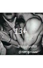 Jednodílovky 13+ by kajahuvfab