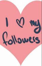 How To Get Followers On Wattpad by bethzyrainbowdash123