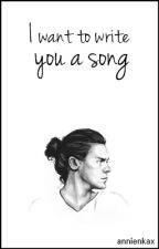 i want to write you a song (Harry Styles, CZ) by annienkax