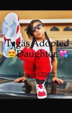 Tygas adopted daughter by breezy122402