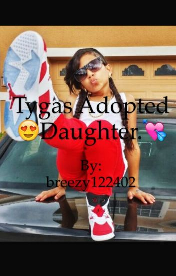 Tygas adopted daughter