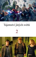 Tajemství jiných světů 2 (Avengers+Harry Potter) by ImaginaRose