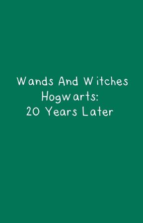 Wands and witches (and wizards) by MsAvaD