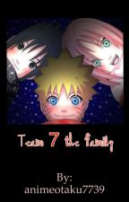 Team 7 The Family by animeotaku7739