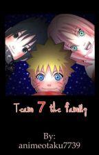 Team 7 The Family by animeotaku7739