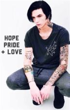 Hope, Pride, And Love ♡ A.B. by CheskaBlack