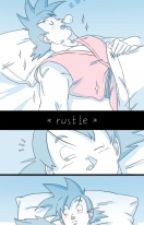Vegeta X Goku oneshot Can't sleep by AlyssaLee3