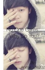 No One Cares...Why Do You?     Jimin x reader by DaNcEmOn04
