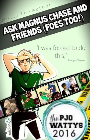 Ask Magnus Chase and Friends