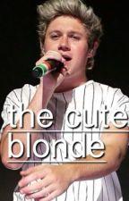 The Cute Blonde by kawaiicaden