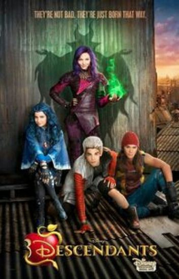 Disney Descendents Preference