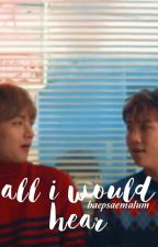 all i would hear ⇛ malum [disc.] by baepsaemalum