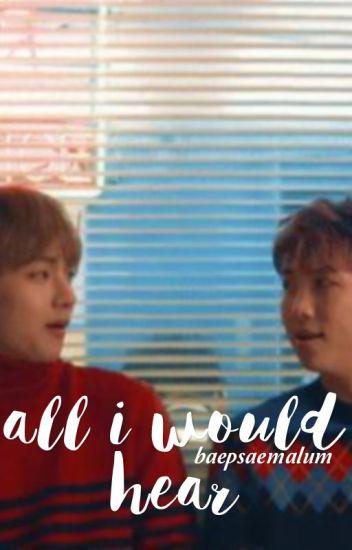 all i would hear ⇛ malum [disc.]