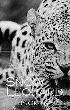 Snow Leopard by Orthez